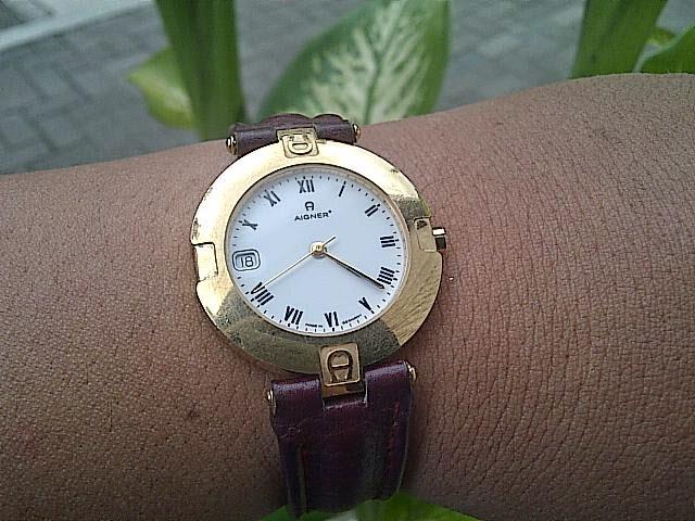 Jam tangan kuno antik dan MODERN GERMANY DRESS WATCH