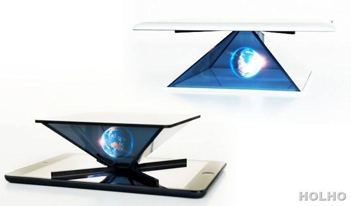 holho Bikin Hologram Pake Smartphone