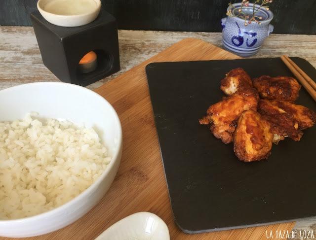 pollo-frito-picante-de-Corea