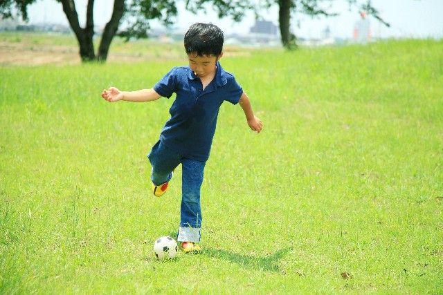 「サッカーキックだめフォーム」の画像検索結果