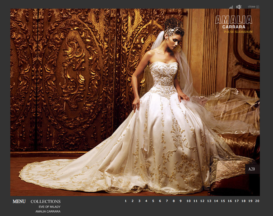 Very Nice Wedding Dresses 2012 | Amazing Wallpapers