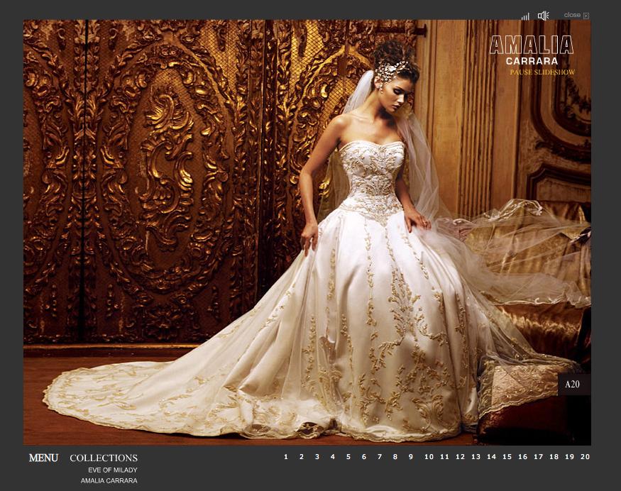 Very Nice Wedding Dresses 2012 | Amazing Wallpapers