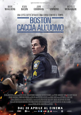 Boston: Caccia All'Uomo Wahlberg