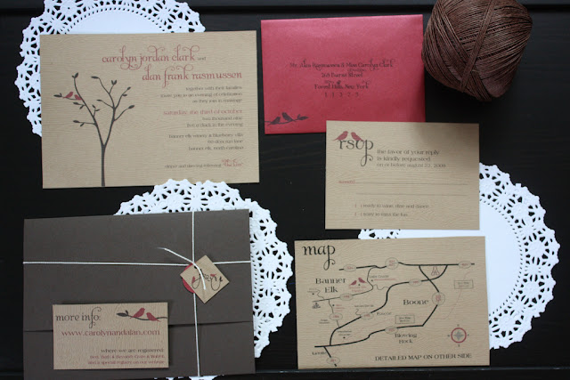 Wedding Invitations You Can Make Yourself