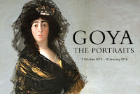 Goya, The Portraits, The National Gallery, London