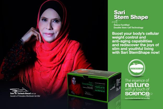 Produk Primadona Sari Stem Cell