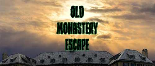 Juegos de Escape - Old Monastery Escape