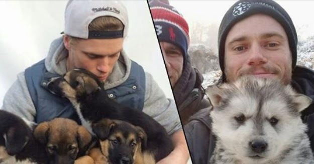 Olympic Skier Shuts Down Dog Farm In South Korea And Will Bring Puppies Home