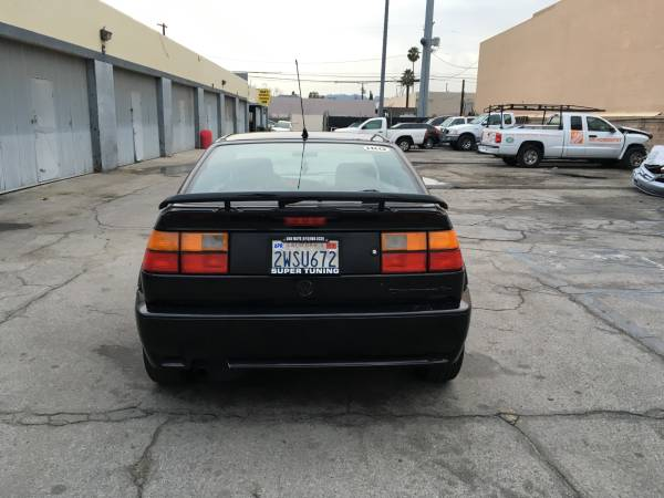 1990 VW Black Corrado G60 - Buy Classic Volks