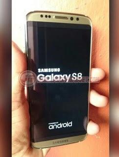 Samsung S8 Replika