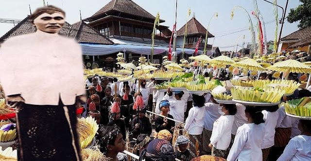 Madrais Nabi Dari Cirebon, Pendiri Agama Djawa Soenda