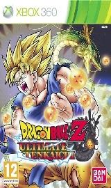 image C8B7 4EA827F1 - Dragon Ball Z Ultimate Tenkaichi - Xbox 360
