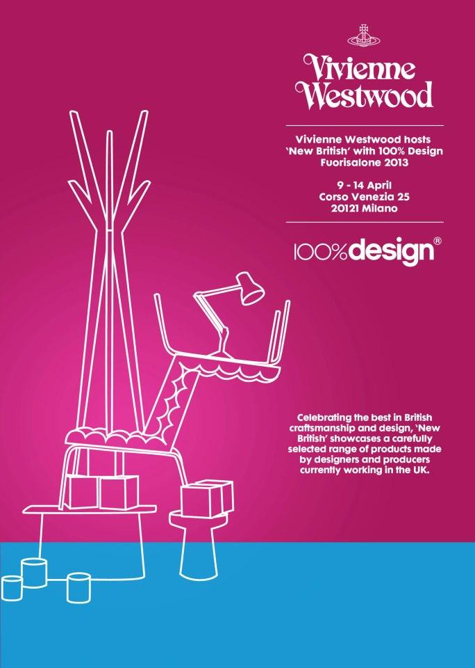 Milano Design Week 2013 - Vivienne Westwood event