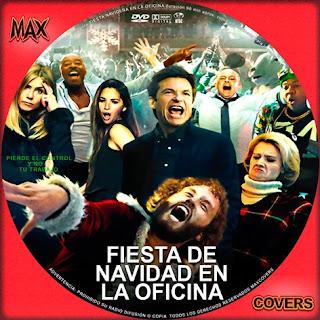 Maxcovers dvd gratis for Fiesta en la oficina