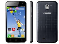 Evercoss Winner Y Ultra A75A, Ponsel Lollipop Berkekuatan Quad Core Dengan RAM 2 GB
