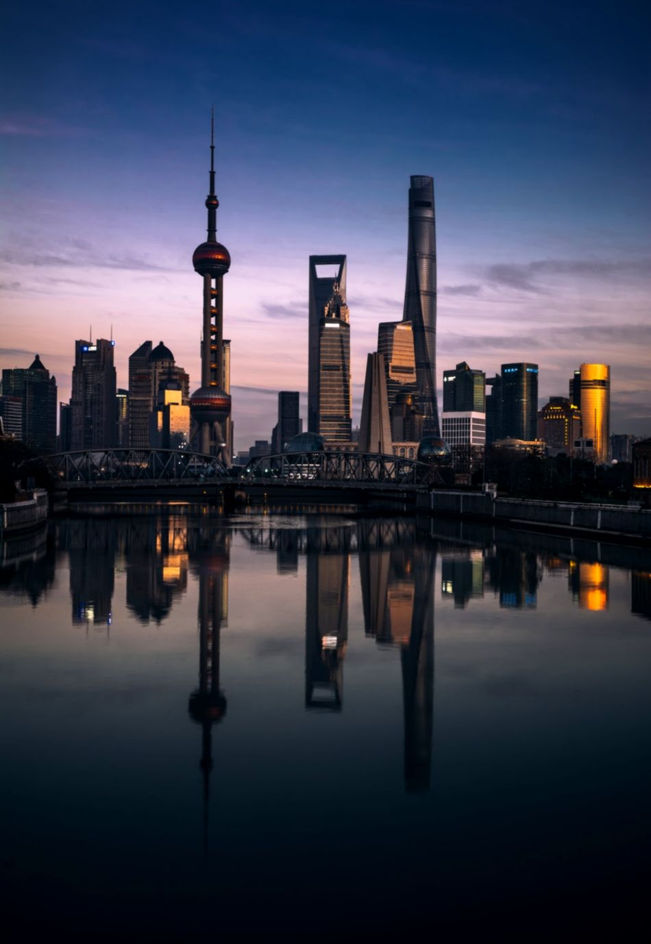 Beauty Shanghai Wallpaper City All In One Wallpapers