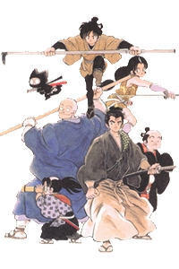 Nijiiro Togarashi – Ớt Bảy Màu – Truyện tranh