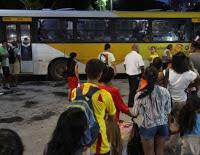 São Salvador retoma transporte coletivo na Baixada Campista