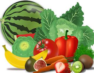 Fruits & Veg Illustration