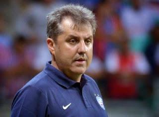 Gilson Kleina pede demissão e deixa o Bahia