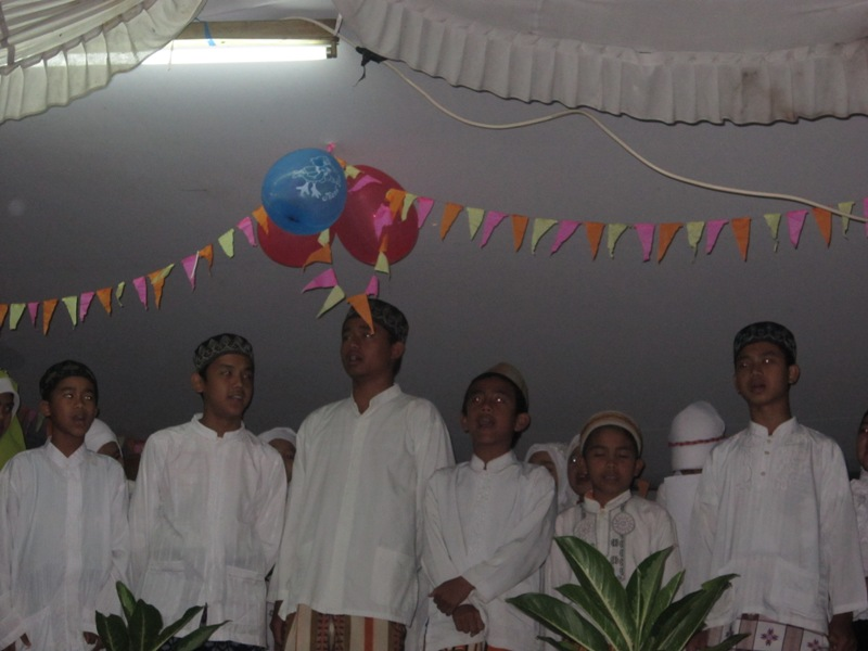 Pondok Pesantren Darul Huda Al-Ikhlas: 2013-02-10