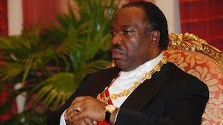 President Bongo Of Gabon Down With Stroke