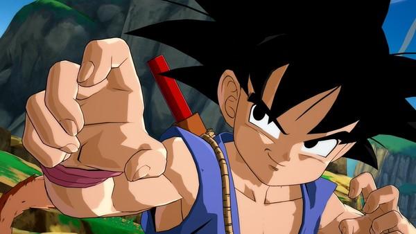 Goku Dragon Ball GT Menjadi Karakter DLC Di Game Dragon Ball FighterZ