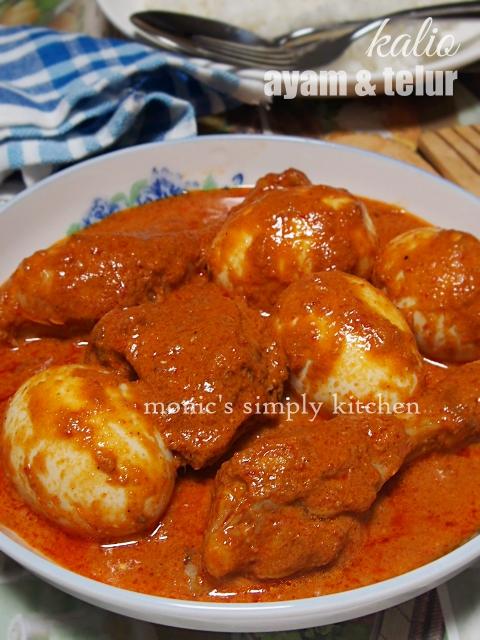 resep masakan kalio ayam