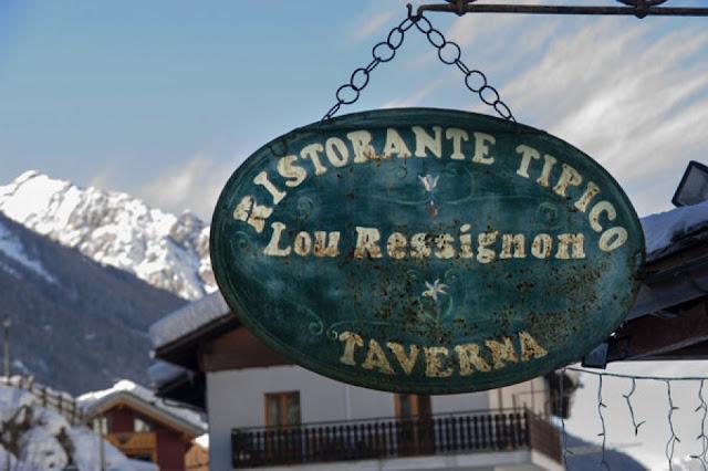 Dove mangiare a Cogne: Lou Ressignon