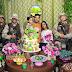 EXEMPLO - Menina comemora aniversário com tema Cipe Caatinga.