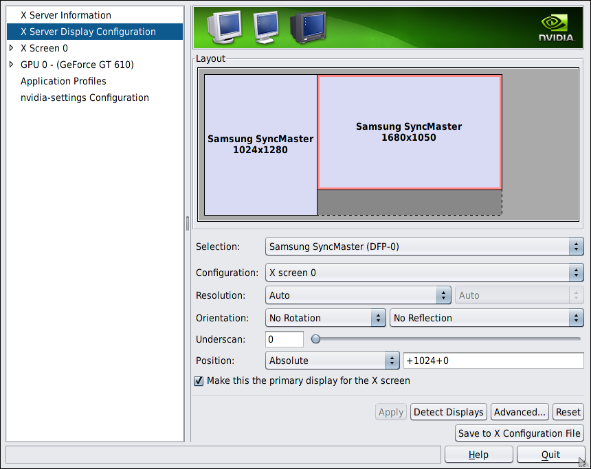 Learnings on Solaris™: Multiple X displays