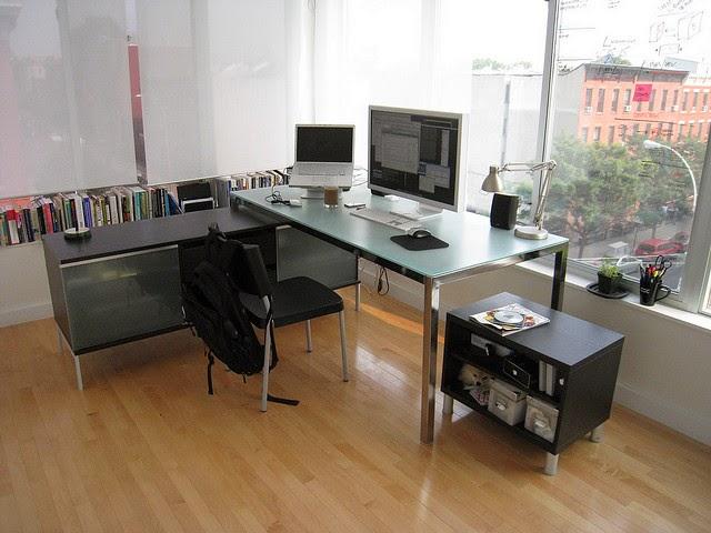 Foto de oficina en casa