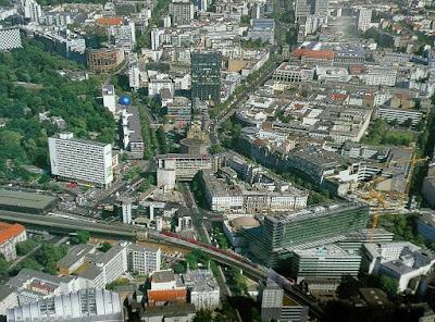 Centro de Berlin oeste