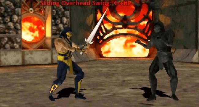 تحميل لعبة مورتال كومبات 4 Mortal Kombat للكمبيوتر