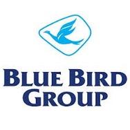 Logo Blue Bird Taxi