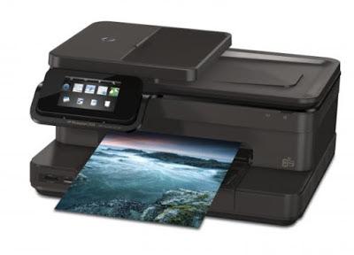 HP Photosmart 7525 Driver Download and Setup
