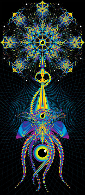 MikeLiveiras Space More Awesome Psychedelic Wallpaper Images