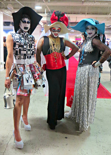 beauty blogger, the makeup show, los angeles, beauty, california mart, 10 year, anniversary, drag nuns,