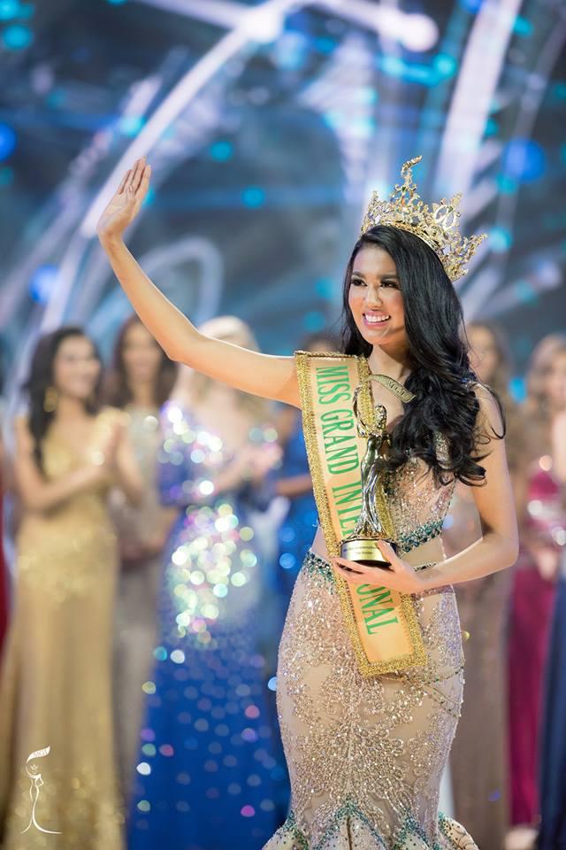 Critical Beauty: Indonesia Wins Miss Grand International 2016