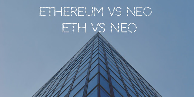 Ethereum Vs Neo, side-by-side differences