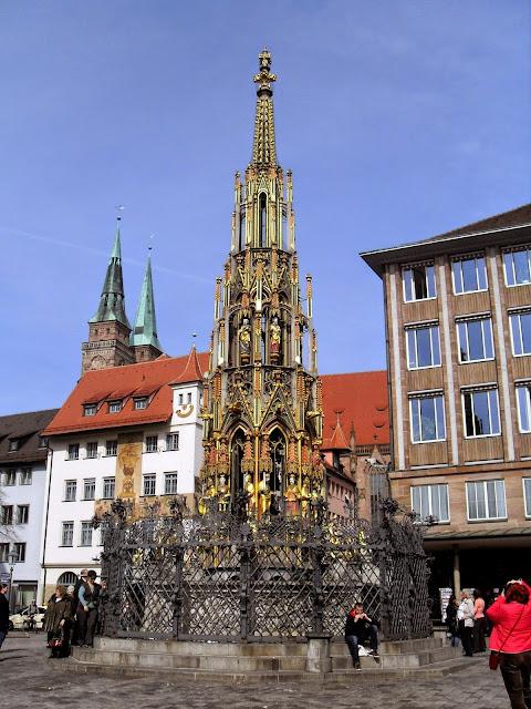 plaza de Núremberg baviera