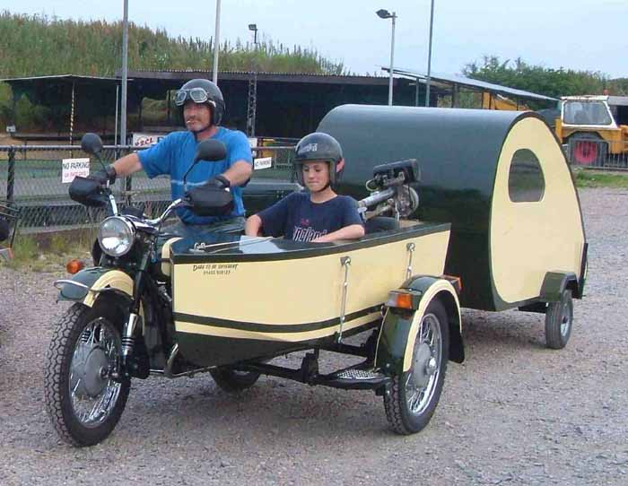 sidecar - iFunny :) |Funny Motorcycle With Sidecar