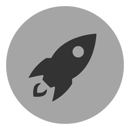 Mac Launchpad Folder icon