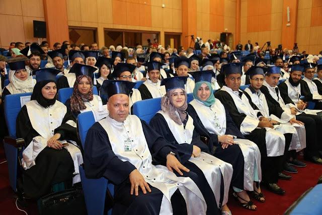 مراسم حفل تخرج الدفعة الثانية لطلبة المدرسة العليا للضمان الاجتماعي جويلية 2017