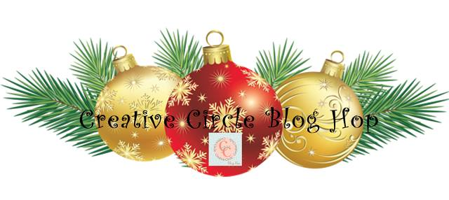 Creative Circle Blog Hop using Stampin' Up! Products available from Mitosu Crafts UK Online Shop