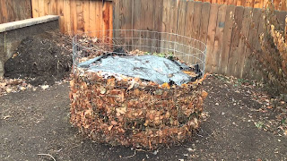 Fall & Winter Composting
