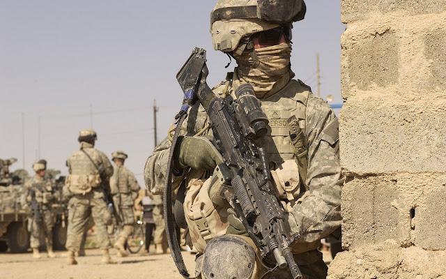 600 soldados americanos vão ser enviados ao Iraque - MichellHilton.com