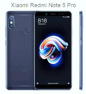 Spesifikasi Dan Harga Xiaomi Redmi Note 5 Pro Terbaru