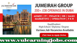 Latest Jobs In Jumeirah Group Hotels 2019