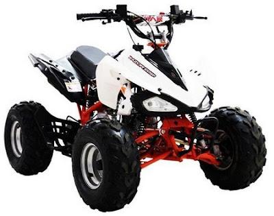 Harga Viar ATV Razor 100 SP